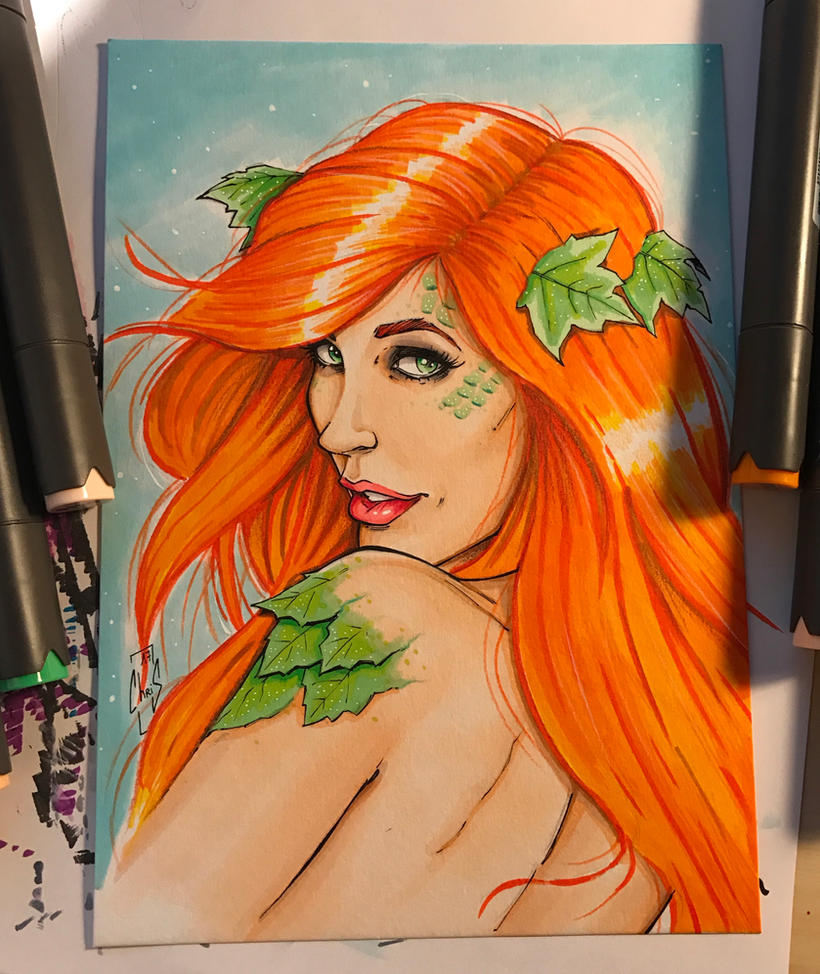 Poison Ivy by Spidertof