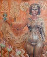 Asherah by sami-edelstein