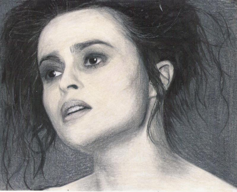Helena Bonham Carter by OliviaGraceRyan - helena_bonham_carter_by_oliviagraceryan-d38n96z