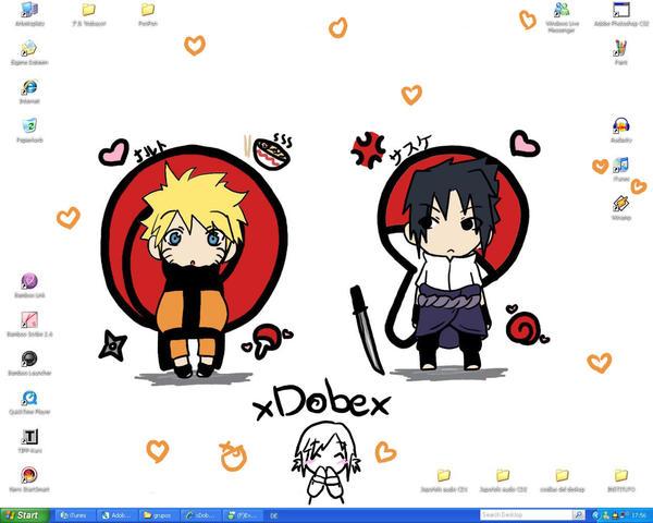 Dobe's Wallpaper 3 by xDobex