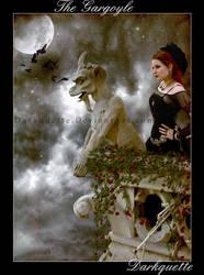 The Gargoyle by Darkquette