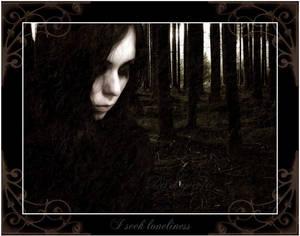 I Seek Loneliness