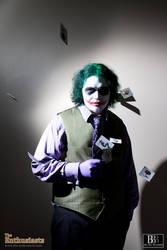 BATMAN: Jokers Wild by BeautifulByeBye