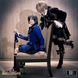 Kuroshitsuji - ami malefique by BeautifulByeBye