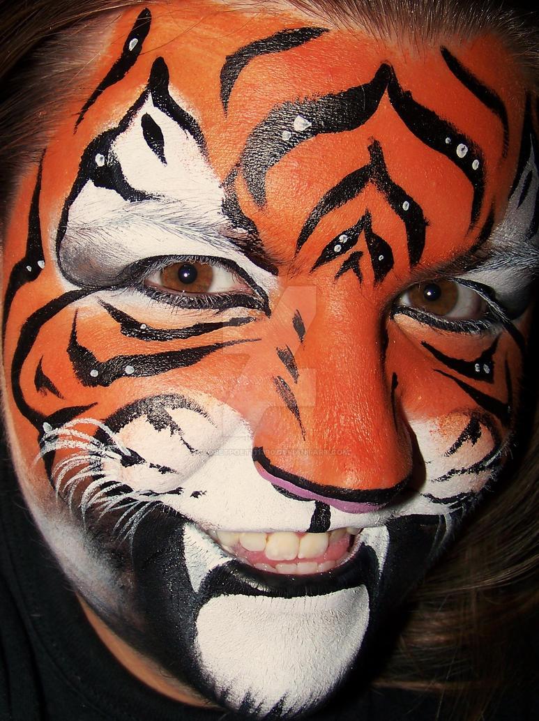 Tiger tiger burning bright by ClosetPoet111390