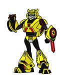 Animated WfC Bumblebee