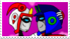 Axle and Magnia Stamp by AleximusPrime