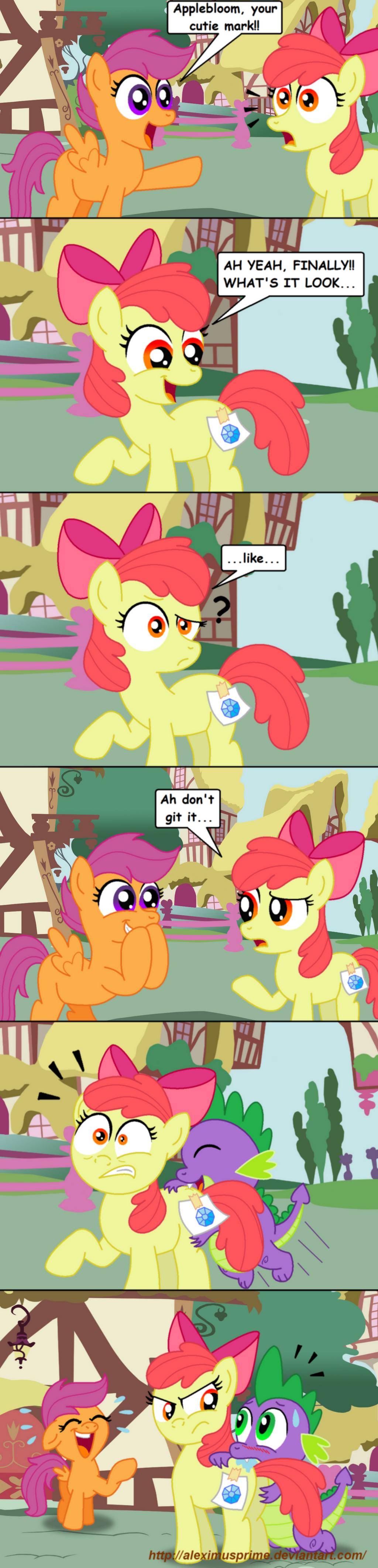 My Little Pony: Friendship Is Magic S5 E4 &quot-Bloom &amp- Gloom&quot- / Recap ...
