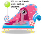 Drama Queen Pinkie Pie