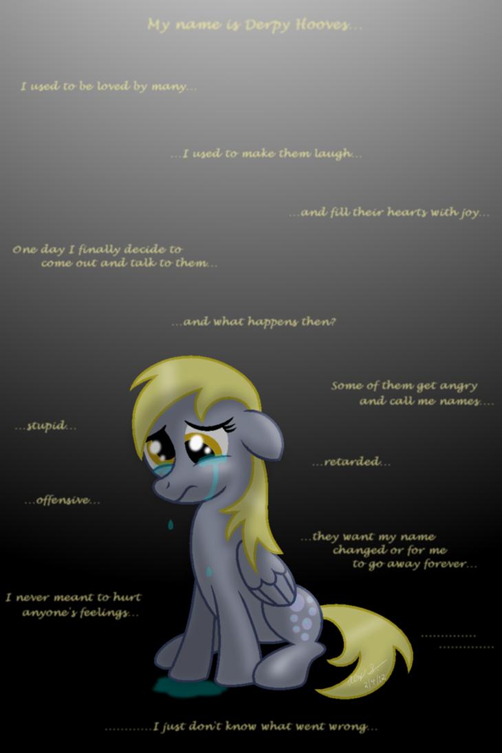Derpy's Lament by AleximusPrime