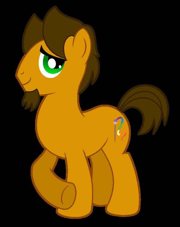 My Ponysona by AleximusPrime