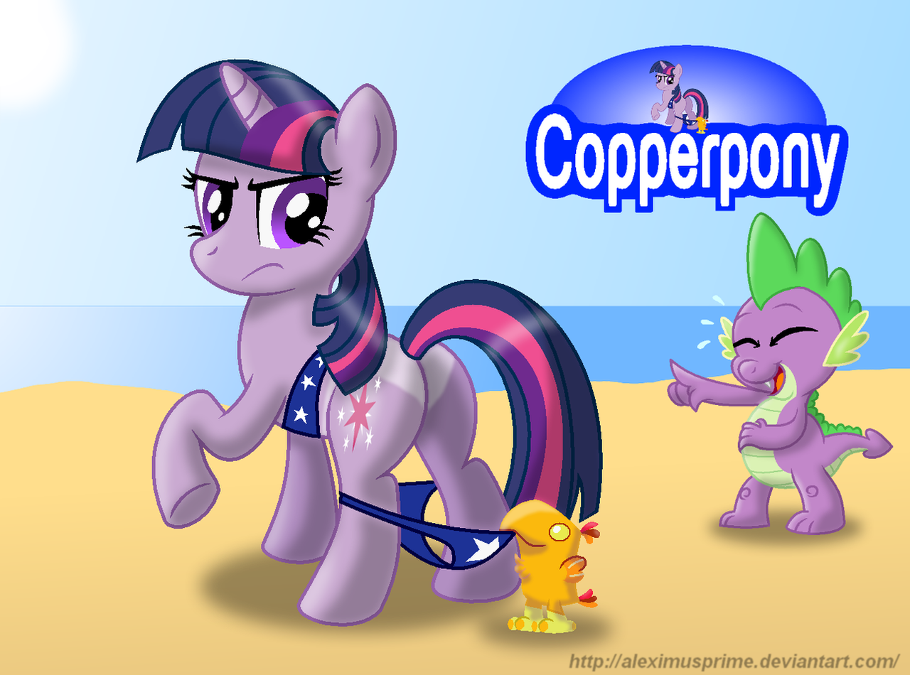 Coppertone Twilight by AleximusPrime