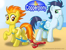 Coppertone Spitfire by AleximusPrime