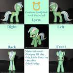 Custom Lyra