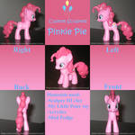 Custom Pinkie Pie