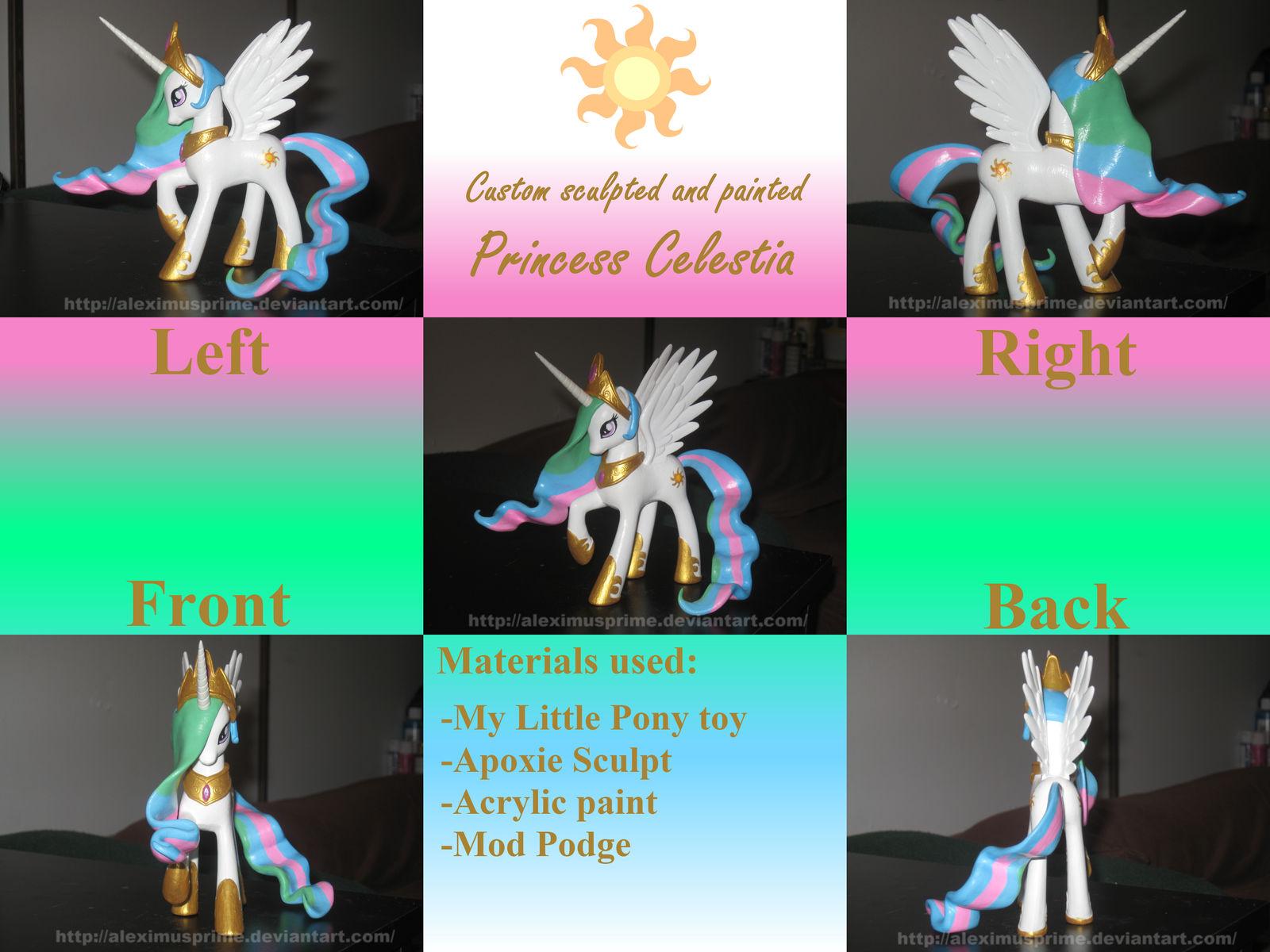 Custom Princess Celestia