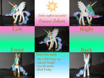 Custom Princess Celestia