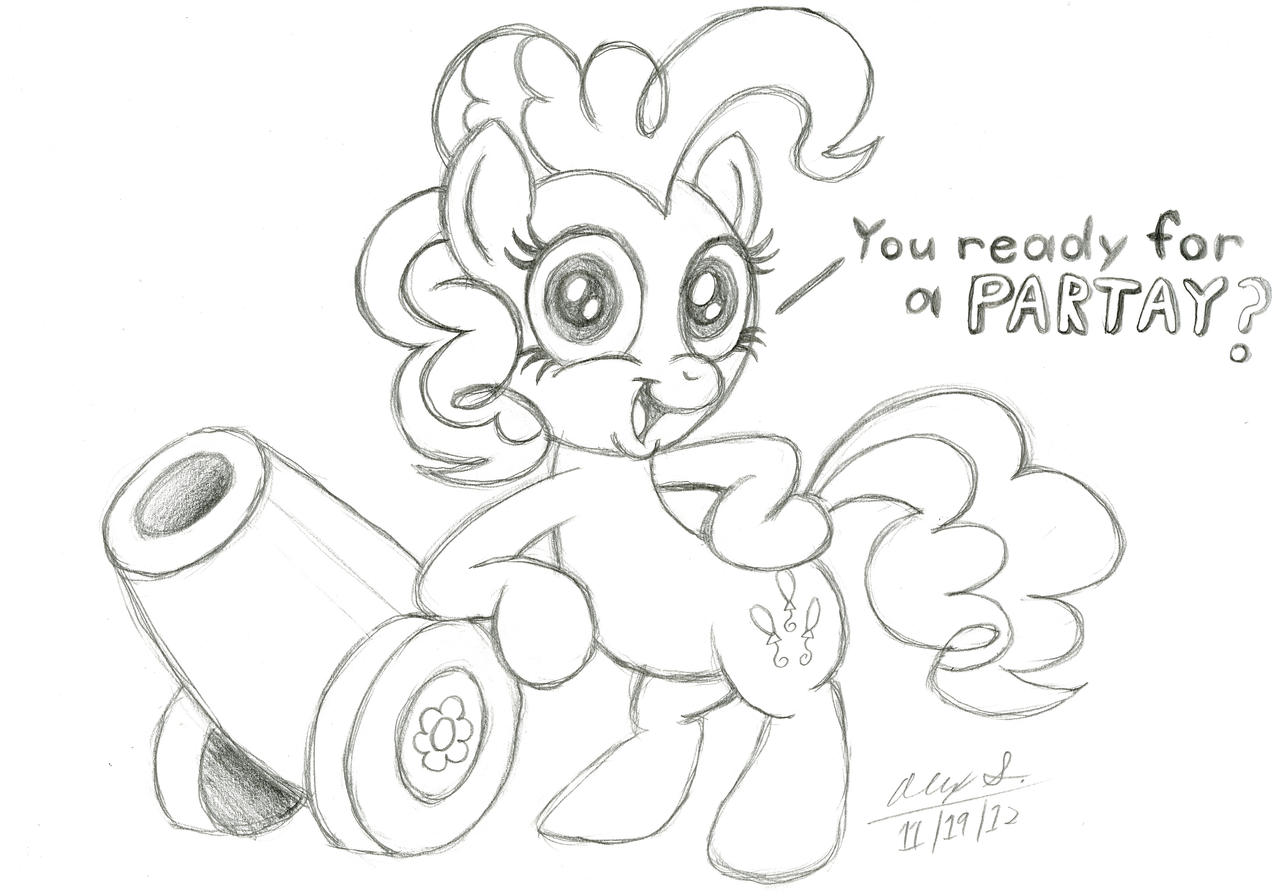 Prepare the Party Cannon! by AleximusPrime