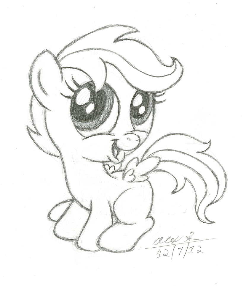 Cute-aloo by AleximusPrime