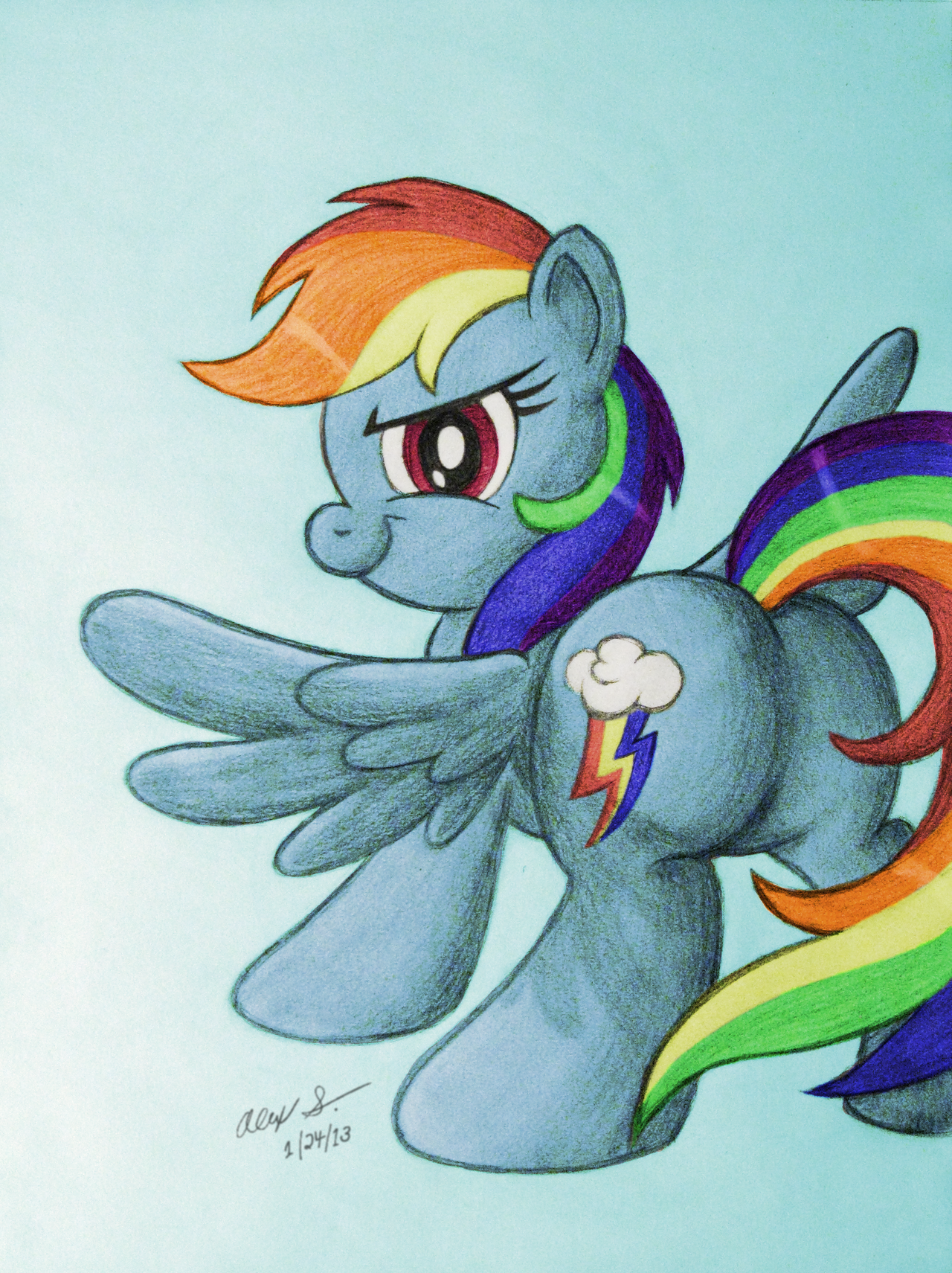 Rainbows by AleximusPrime