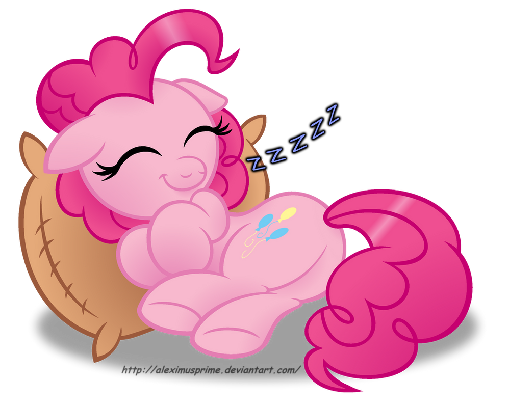 Sleepy Pie by AleximusPrime