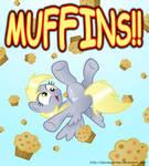 IT'S RAINING MUFFINS!