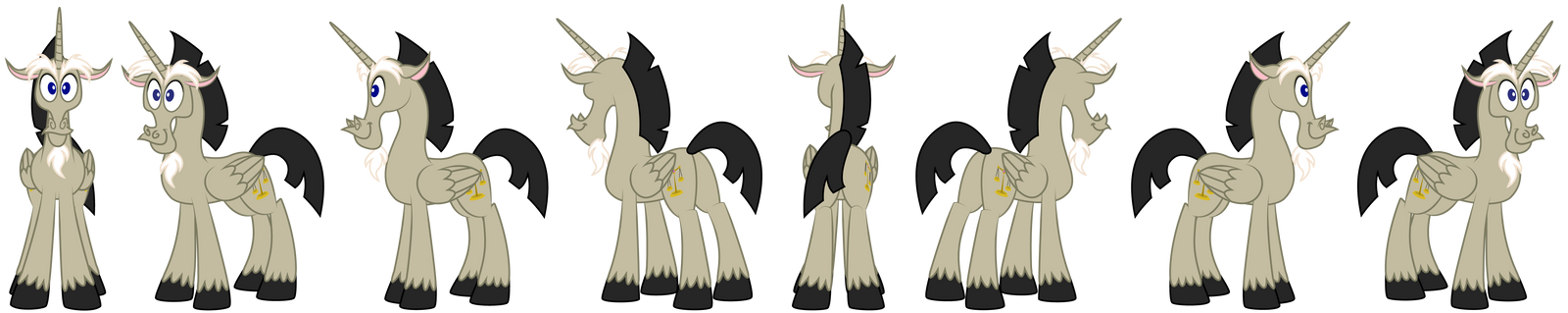 Accord puppet basic angles by AleximusPrime