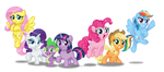 Friendship is Magic 3.0 by AleximusPrime