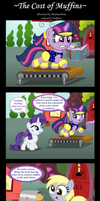 Commission:  The Cost of Muffins