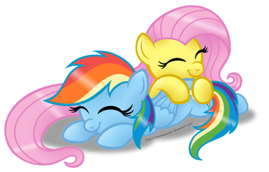 Sleepy Ponies - FlutterDash edition