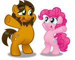 Get ready for a Pinkie Pie hug!