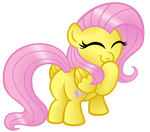 Fluttershy thinks you're silly