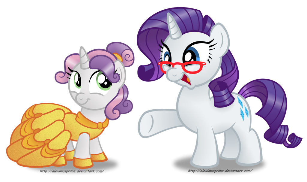 Commission: Sweetie BELLE