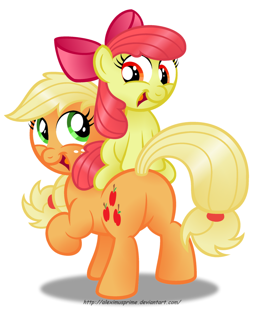 Apples to Apples by AleximusPrime