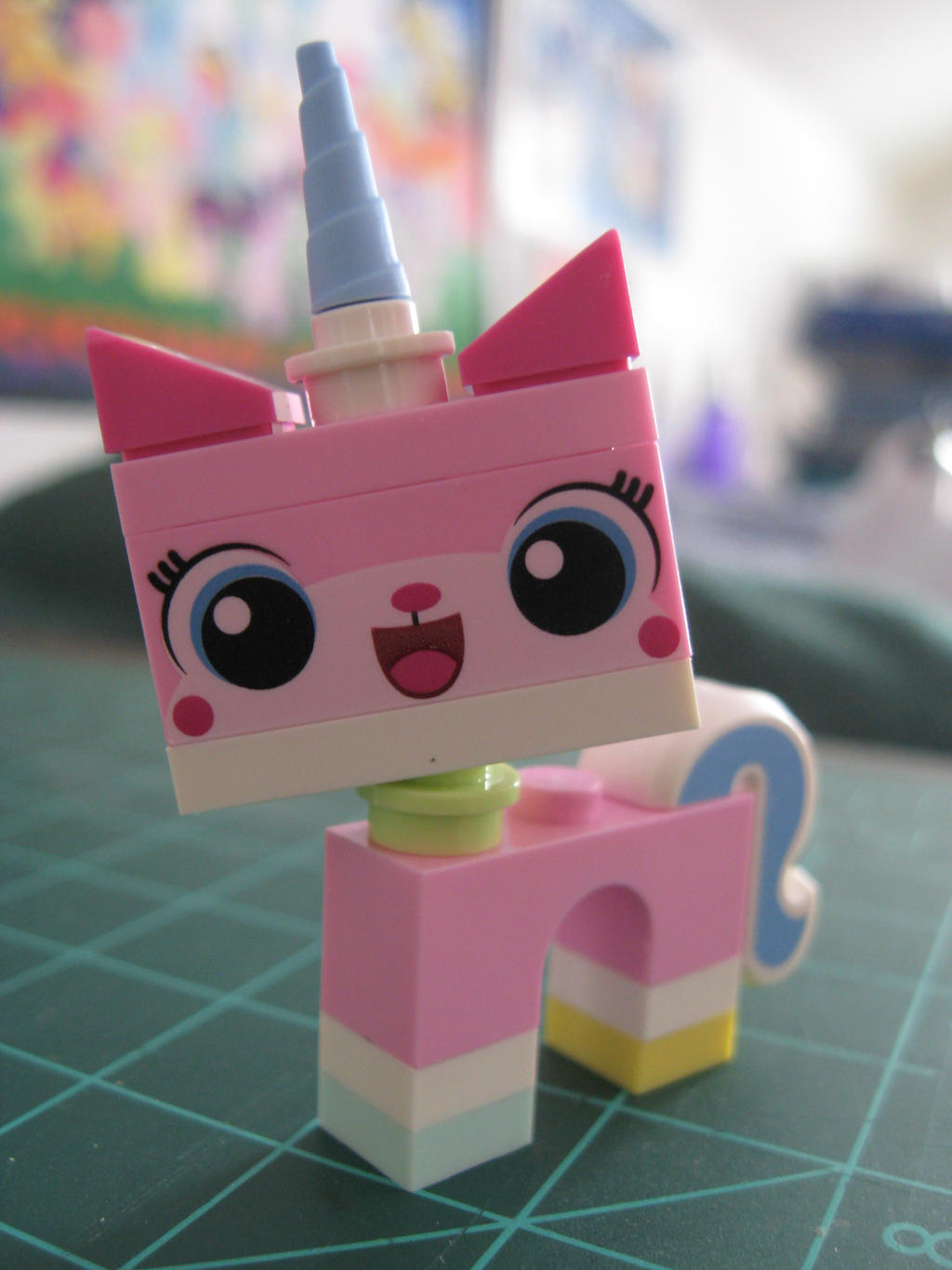 Unikitty is best princess :P by AleximusPrime