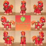 Big Macintosh custom by AleximusPrime