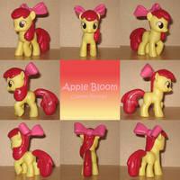 Apple Bloom custom 2.0 by AleximusPrime
