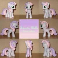 Sweetie Belle custom 2.0 by AleximusPrime