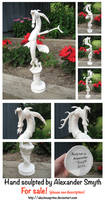 Discord Statue (2014 update) by AleximusPrime