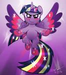 Rainbow Power Twilight
