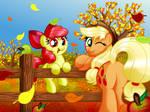 Apples in Autumn