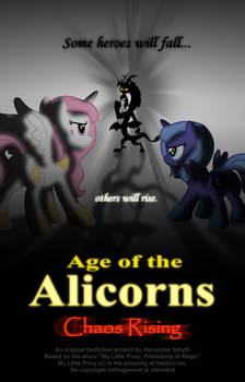 Age of the Alicorns: Chaos Rising poster REDUX