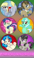 MLP Buttons batch 3