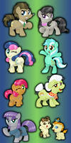Random pony batch 1