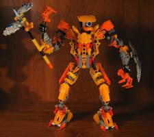 Bionicle Custom: Keetongu