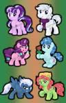 Random pony batch 2