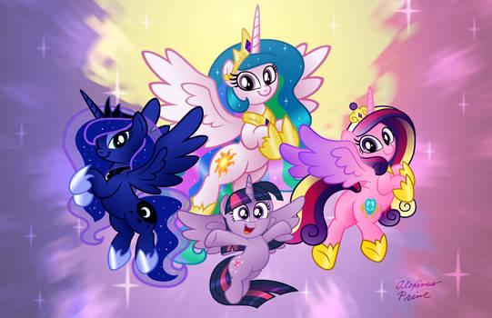Equestrian Royalty