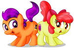 Cutie Mark buddies