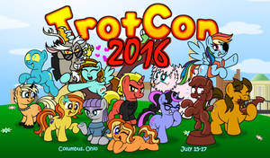 TrotCon 2016 Poster