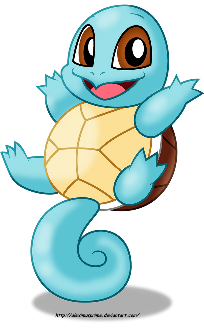 squirtle by aleximusprime on deviantart